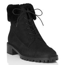 Alaska Lace Up Boots