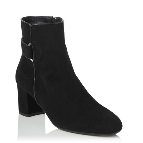Abi Suede Ankle Boots, ${color}