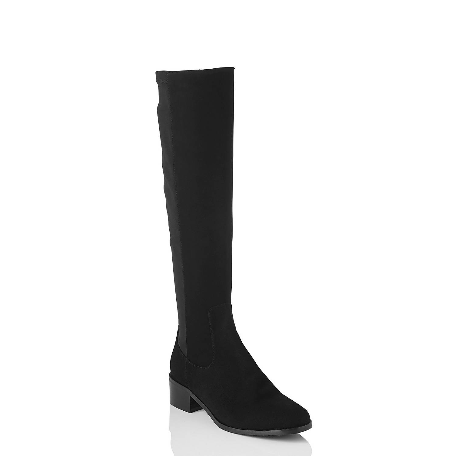 e66214080b9 Bella Stretch Knee-High Boots