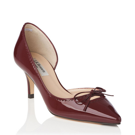 Penelope Patent Leather Heels, ${color}