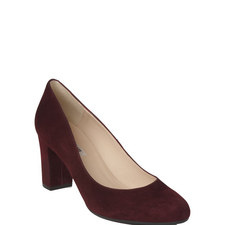 Sersha Block Heels