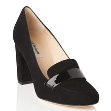 Madeleine Block Heel Loafers
