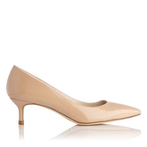Audrey Kitten Heel Courts, ${color}