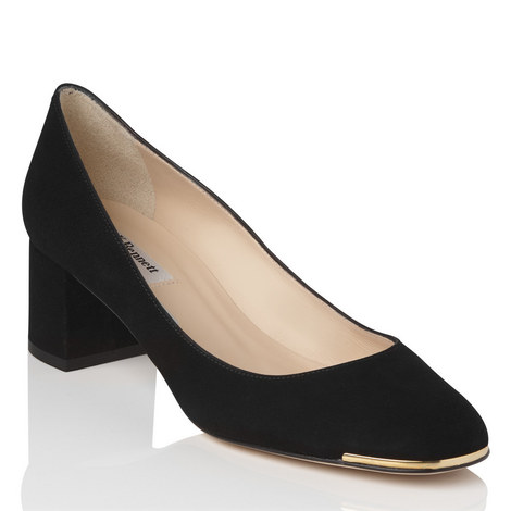 Clemence Block Heel Courts, ${color}