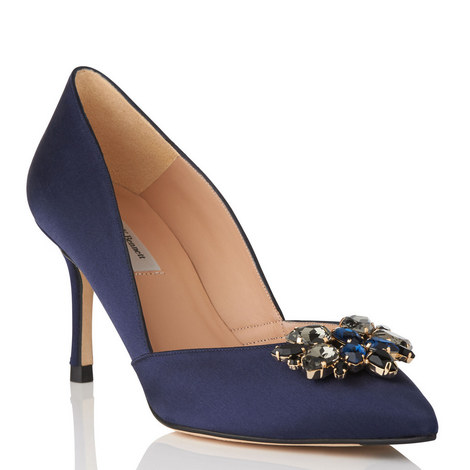 Cristina Satin Brooch Courts, ${color}
