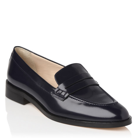 Iona Leather Loafers, ${color}