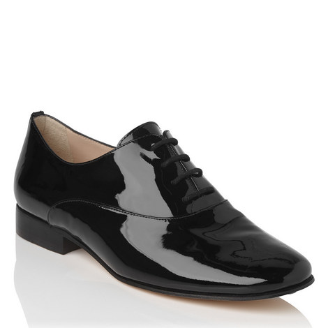 Isabelle Patent Leather Oxfords, ${color}