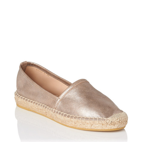 Ola Metallic Espadrille, ${color}