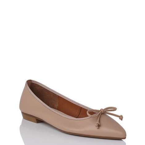 Cici Point Toe Flats, ${color}