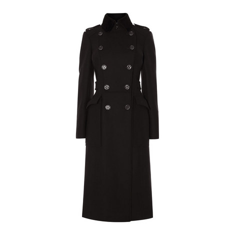 Military Wool Coat, ${color}