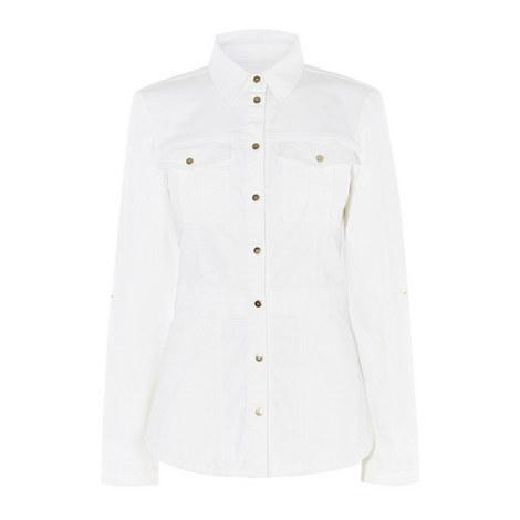 Denim Collection Jacket, ${color}