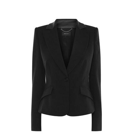Tailored Boxy Blazer, ${color}