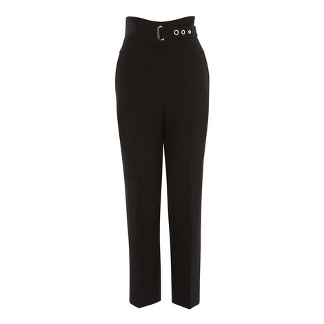 Corsetry Tailored Trousers, ${color}