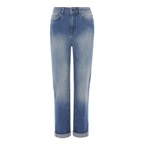 Twisted Seam Mid-Wash Jeans, ${color}