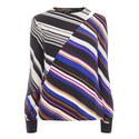 Spliced Stripe Top, ${color}