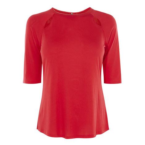 Keyhole T-Shirt, ${color}