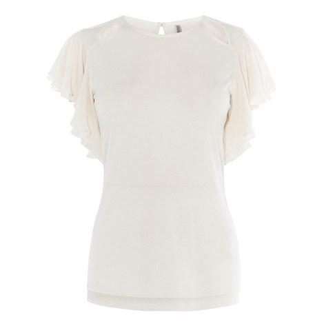 Flutter Ruffled T-Shirt, ${color}