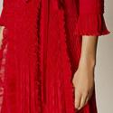 Blouson Midi Dress, ${color}