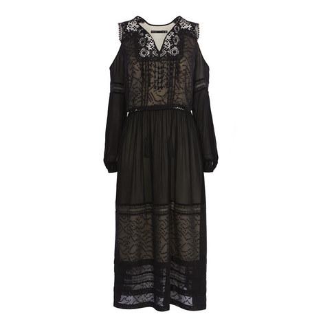 Mesh Prairie Dress, ${color}