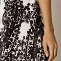Baroque Velvet Dress, ${color}