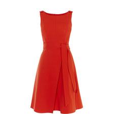 Wrap A-Line Dress