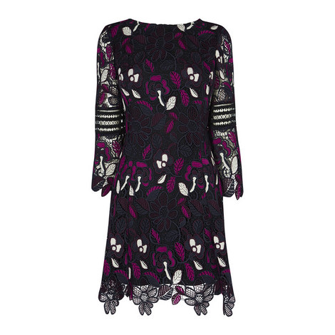 Needlework Lace Dress, ${color}