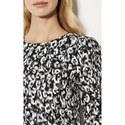Leopard Print Shift Dress, ${color}