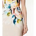 Floral Pencil Dress, ${color}