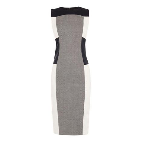 Colourblock Bodycon Dress, ${color}
