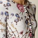 Oriental Blooms Cardigan, ${color}