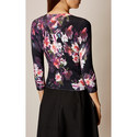 Orchid Buttoned Cardigan, ${color}