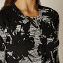 Floral Knit Cardigan, ${color}