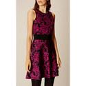 Floral Knit Dress, ${color}
