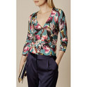 Painterly Floral Cardigan, ${color}
