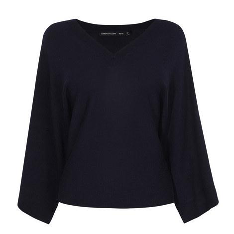 Kimono Knit Sweater, ${color}