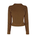 Chevron Knit Sweater, ${color}