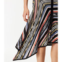 Striped Knit Dress, ${color}