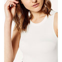 Essential Ribbed Tank Top, ${color}