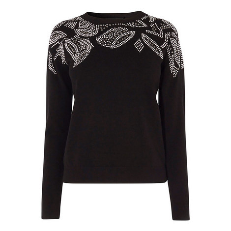 Embellished Jumper, ${color}
