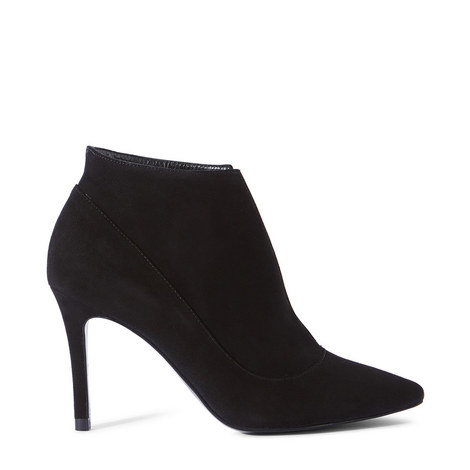 Heeled Ankle Boots, ${color}
