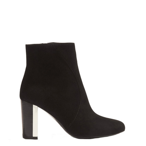 Suede Heeled Boots, ${color}