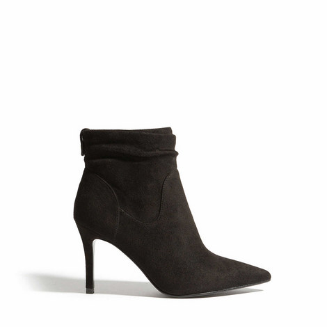 Pointed Ankle Boots, ${color}