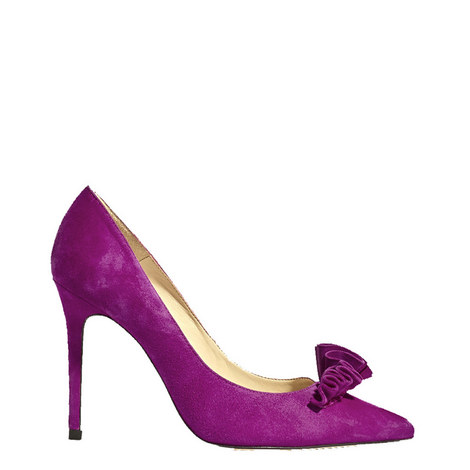 Frill Court Shoes, ${color}