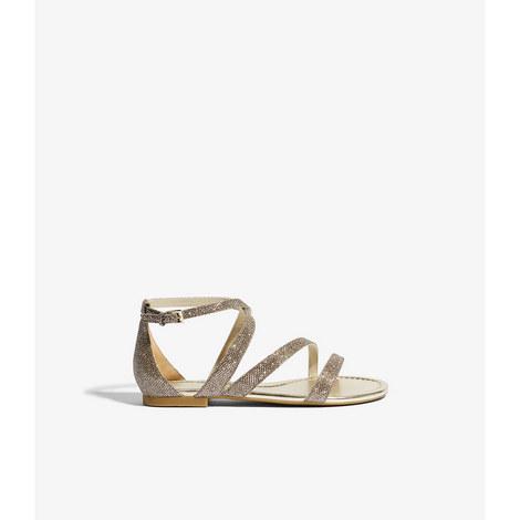 d88651f3c0f20f Sale Glitter Strappy Sandals