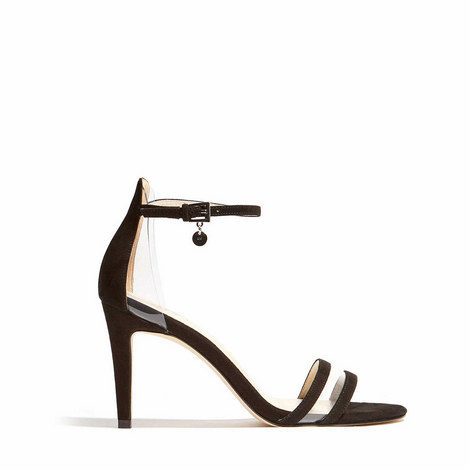 Suede Heeled Sandals, ${color}