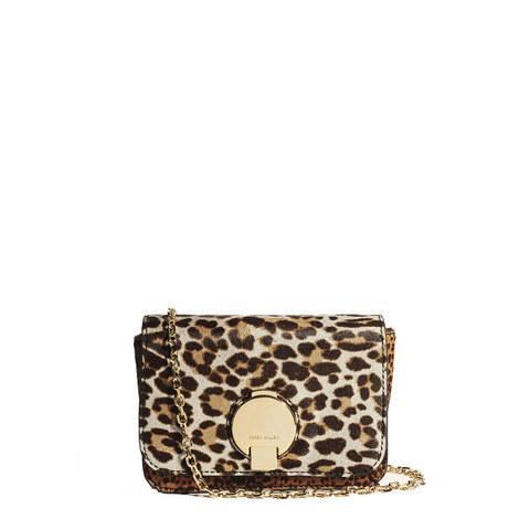 Leopard Print Mini Bag, ${color}