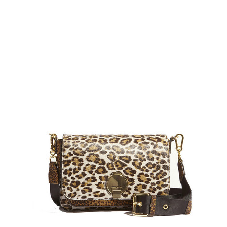 Leopard Print Crossbody Bag, ${color}