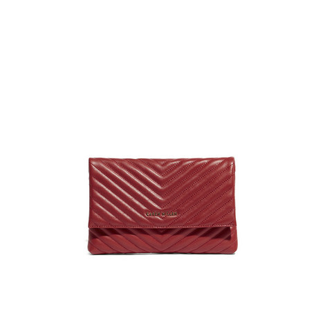 Brompton Chevron Quilted Bag, ${color}