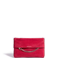 Chain Detail Clutch Bag