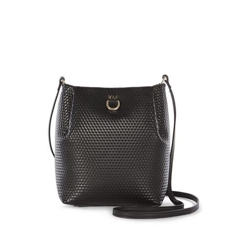 Honeycomb Bucket Bag, ${color}